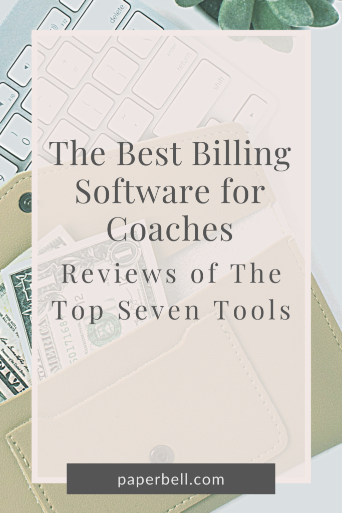 billing tools for coaches pin 1