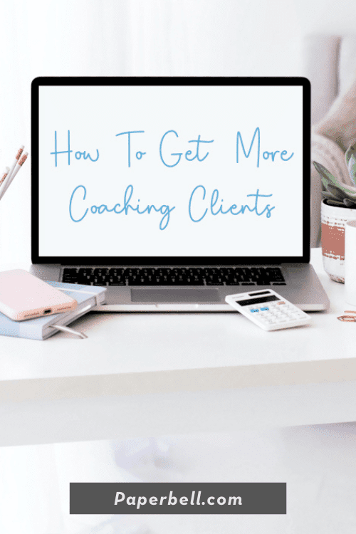 more coaching clients pin