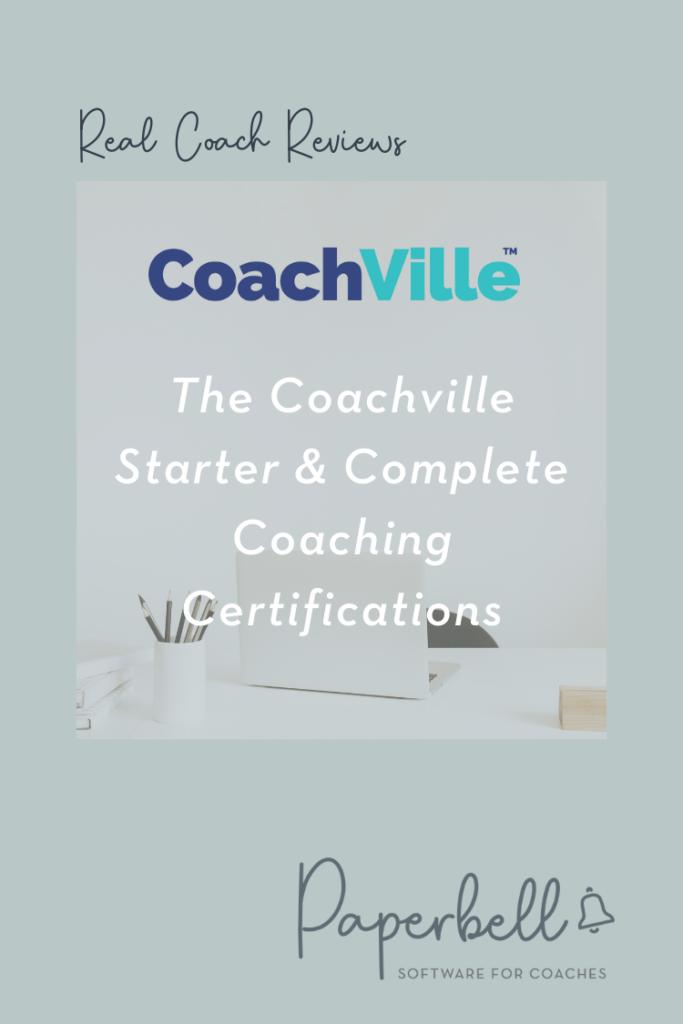 coachville review pin