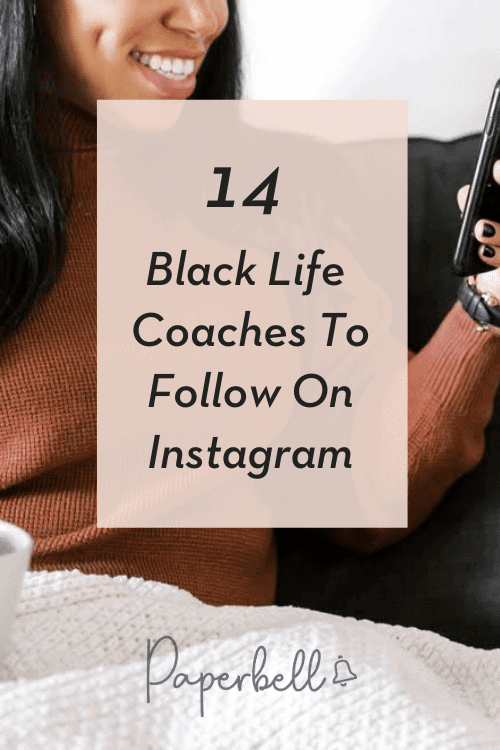 black life coaches pin