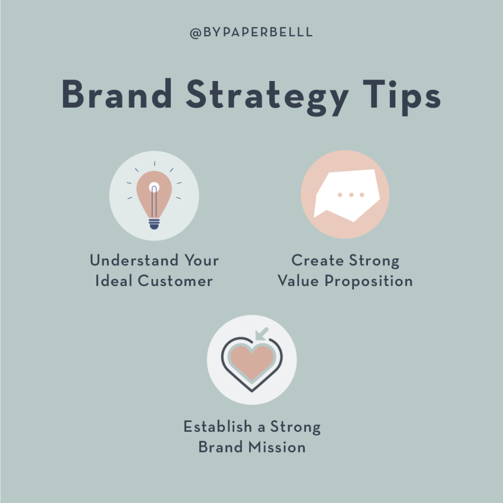 Brand Strategy Tips