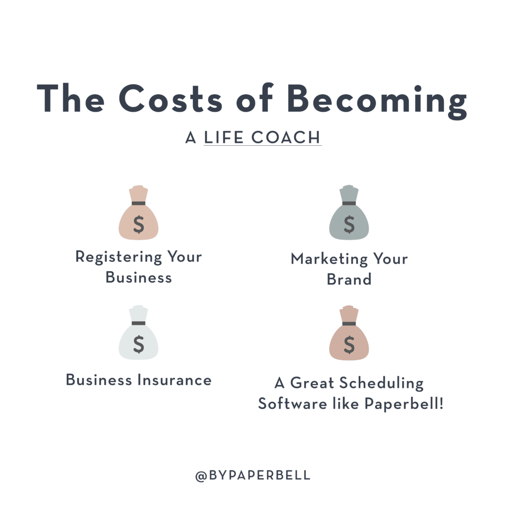The Costs of Becoming a Life Coach