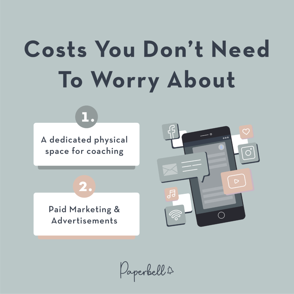 Costs You Don't Need to Worry About