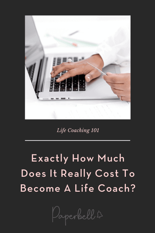 how much does it cost to become a life coach?