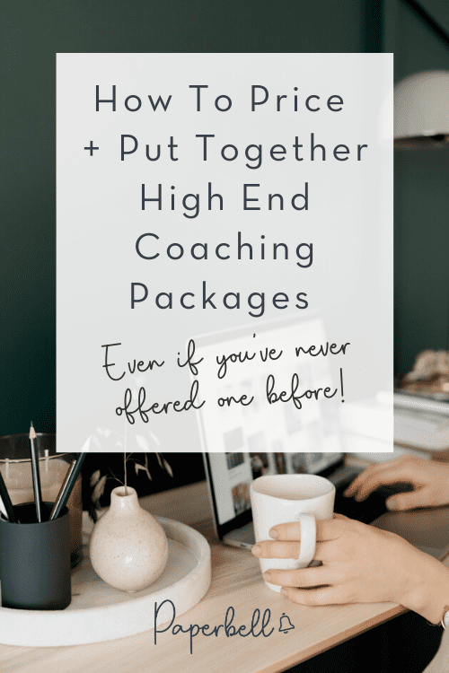 high end coaching packages