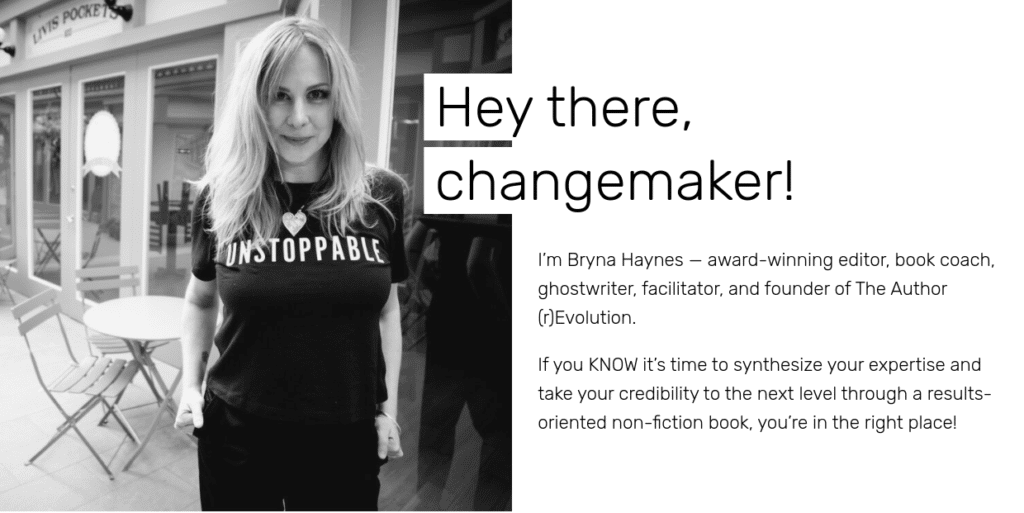 The Author Revolution with Bryna Hayes