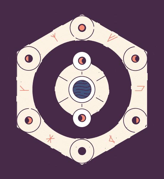 astrologist illustrations 15