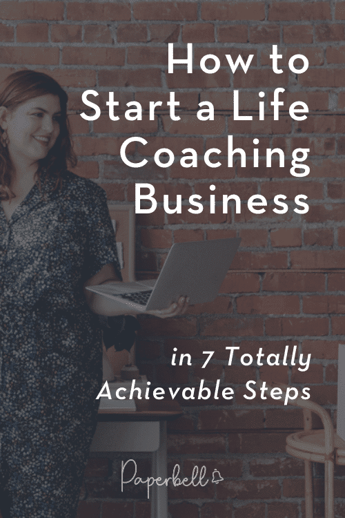how to start a life coaching business