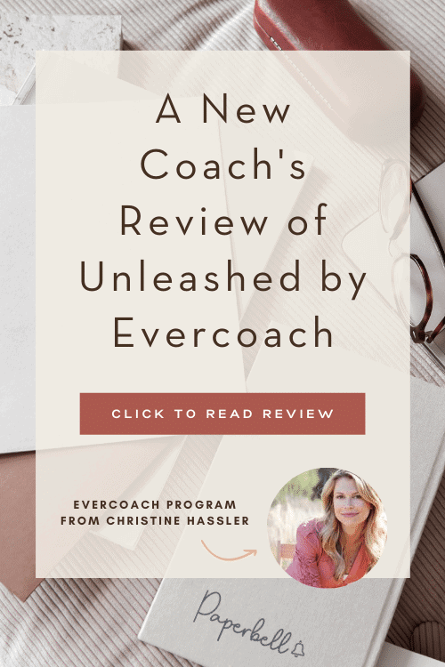 unleashed evercoach review pin