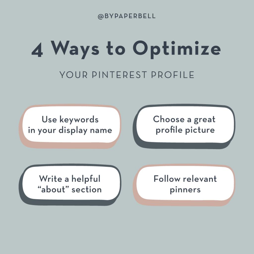 4 Ways to Optimize