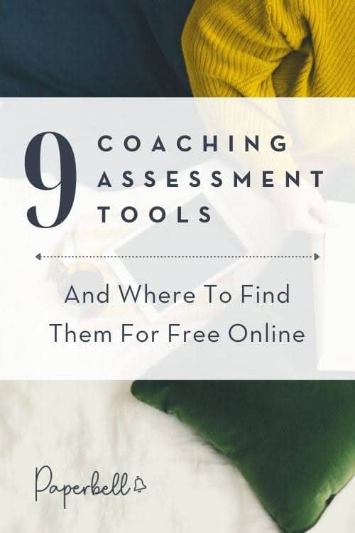 coaching assessment tools