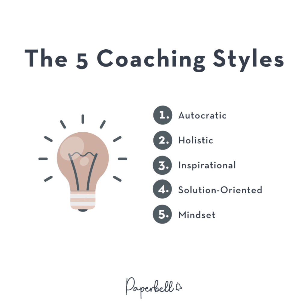 The 5 Coaching Styles