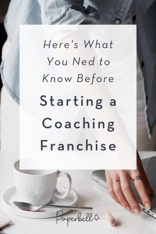coaching franchise